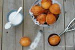 Rezept für leckere fluffige Quarkbällchen