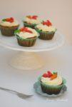 Rübli Muffins mit Frischkäsefrosting