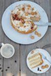 {Werbung}{Tchibo Blogparade} Kaffeeklatsch – Kaffee-Karamell Torte
