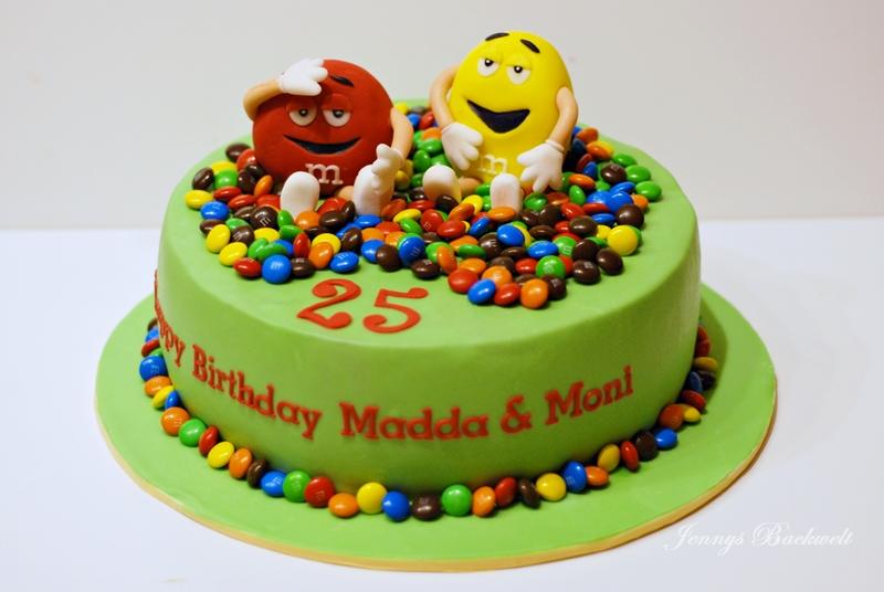 M & M Torte