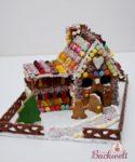 Unser Lebkuchenhaus für dieses Jahr