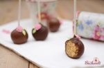 Haselnuss Cake Pops
