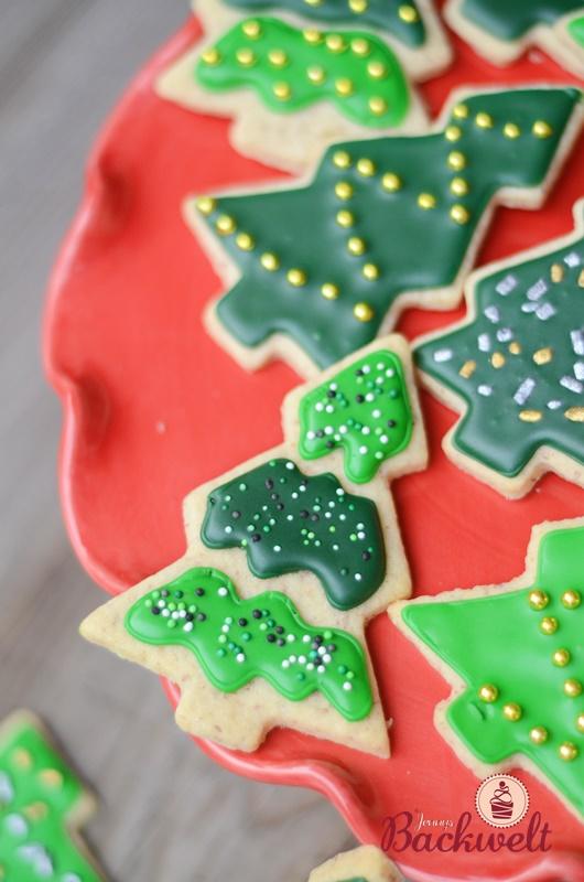 Kinder Weihnachtskekse.Butterkekse
