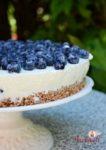Joghurt Heidelbeer Torte