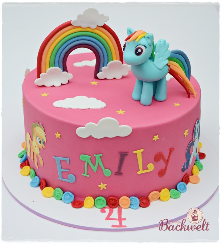 My Little Pony Jennys Backwelt