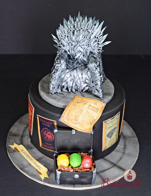 Game of Thrones Torte