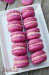 Rezept für Macarons mit der italienischen Methode