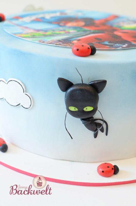 Miraculous Torte